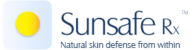 Sunsafe Rx: Natural skin defense from the sun