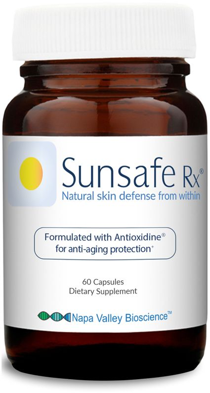 Sunsafe Rx Bottle